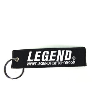 Legend Sports Sleutelhanger Legend Slogan