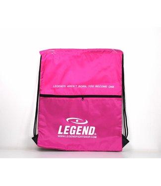 Legend Handige dames sporttas met vakje Roze