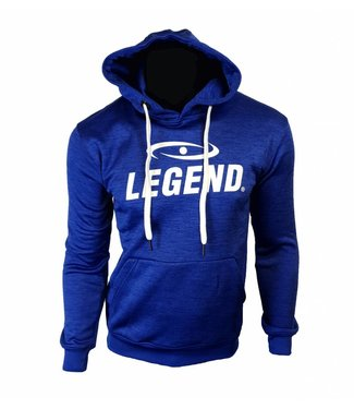 Legend Hoodie dames/heren trendy Legend design Blauw