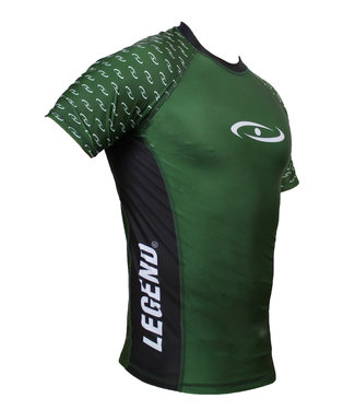 Legend Sports Sportshirt Legend DryFit Army Green Sublimation
