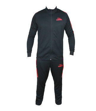 Legend Sports Trainingspak 2.0 Legend DryFit zwart/Rood