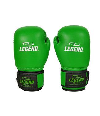 Legend 4-8 jaar Bokshandschoenen kind Groen