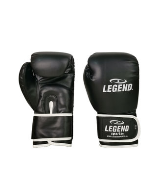 Legend Bokshandschoenen Zwart powerfit & Protect