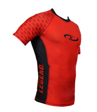 Legend Sportshirt Legend DryFit Rood Sublimation