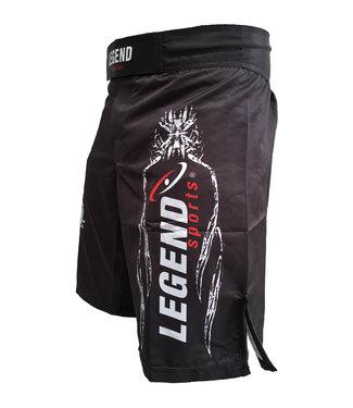 Legend Sportbroekje Legend DryFit MMA zwart