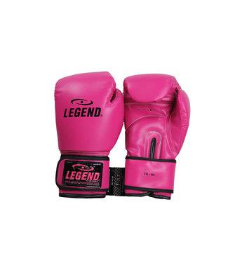 Legend Sports 1-5 jaar Bokshandschoenen kind 2OZ Neon Pink