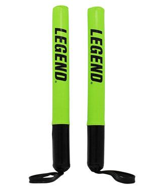 Legend Sports Legend Target stootkussens sticks zwart/neon