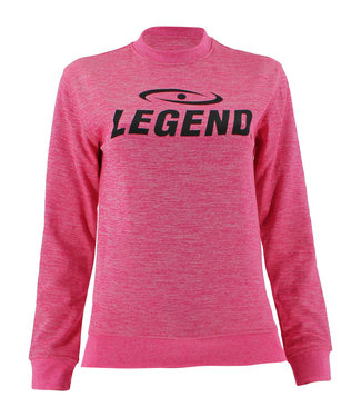 Legend Sports Trui/sweater dames/heren SlimFit Design Legend Roze