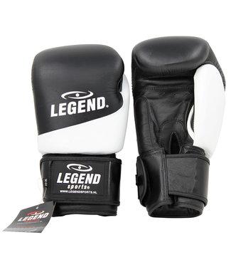 Legend Sports Leren Bokshandschoenen Legend Thai 2.0 Wit