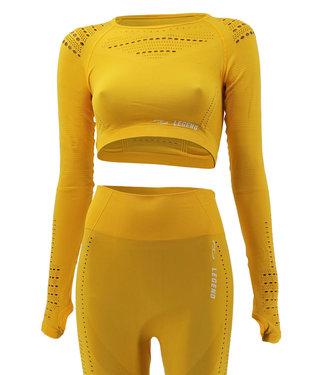 Sport Top  geel