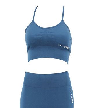 sport bh legend blauw  mesh