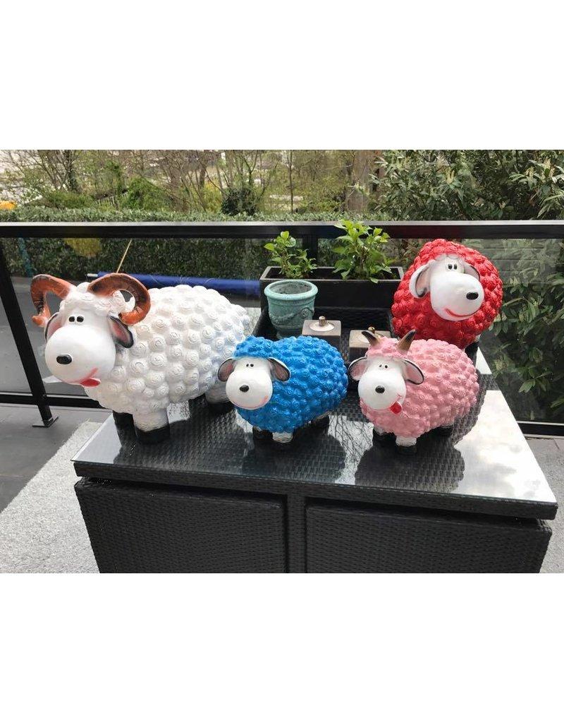 Damn large sheep