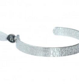 Love Ibiza Snake bracelet silver