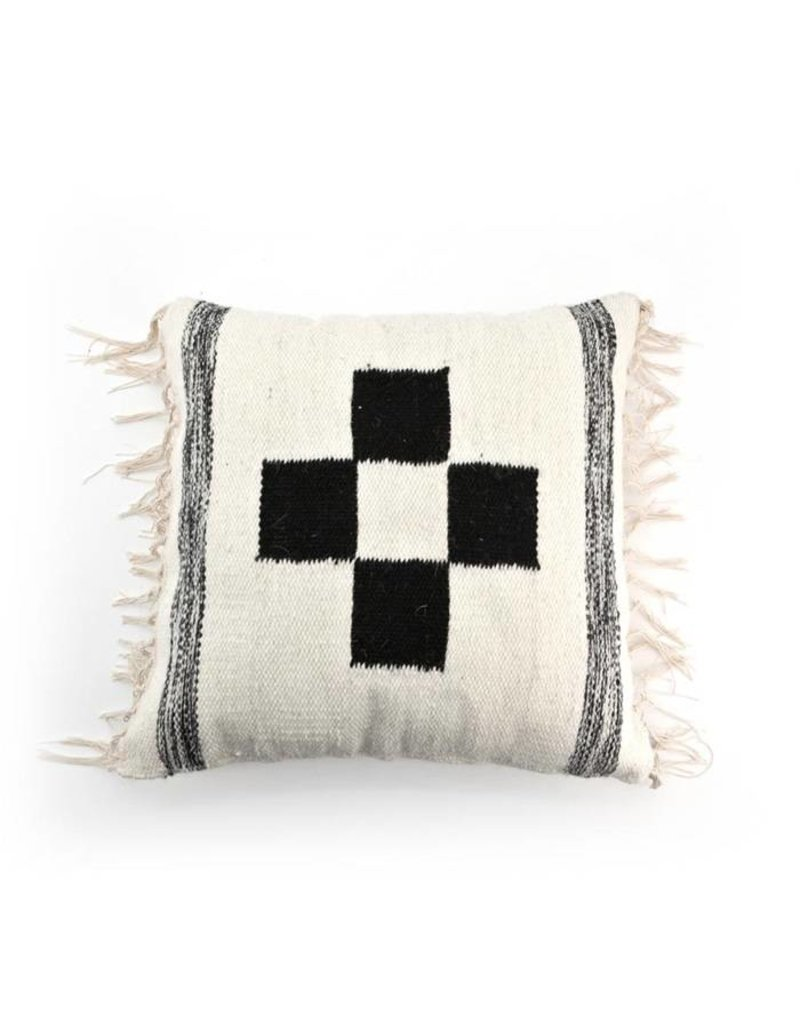 By-Boo Pillow wool pattern
