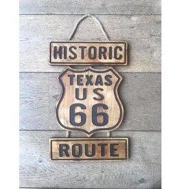 Damn Route 66 board