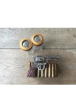 Damn Peper en zout revolver 307