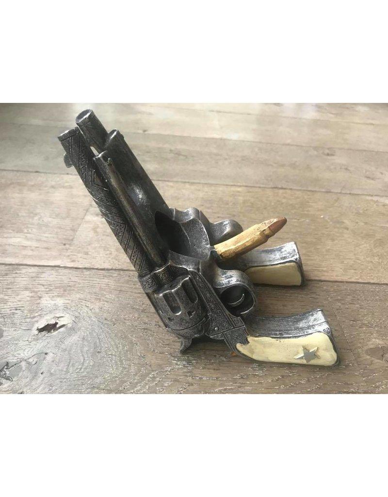 Damn Flessenrek revolver 951