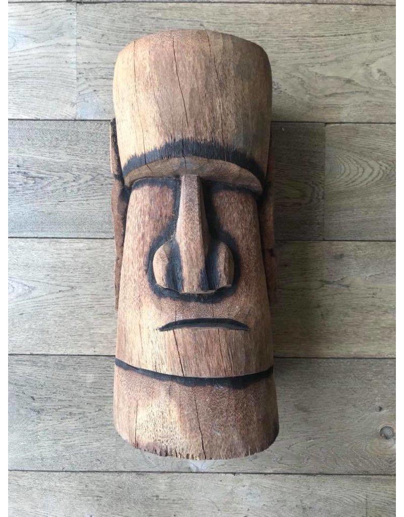 Damn Tiki palmhout