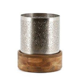Damn Wooden candlestick - Copy - Copy - Copy