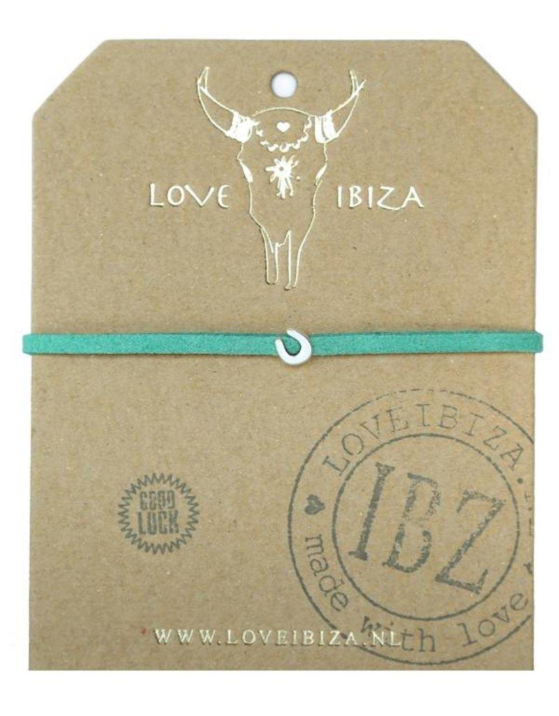 Love Ibiza Bracelet green