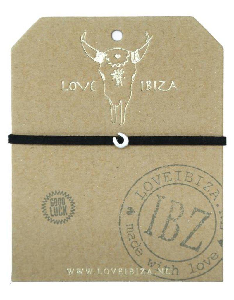 Love Ibiza Bracelet black
