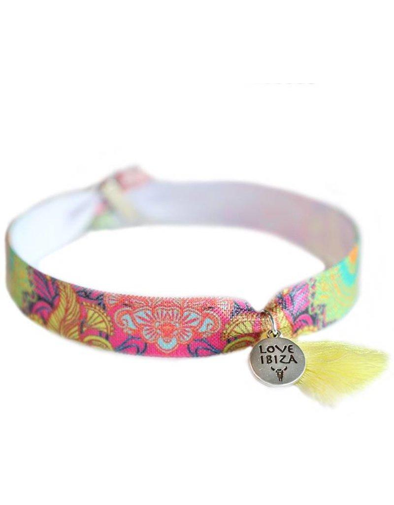 Love Ibiza Enkelbandje hippie