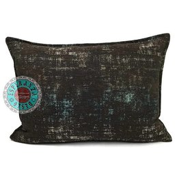 esperanza-deseo Throw pillow industrial petrol - Copy - Copy - Copy - Copy