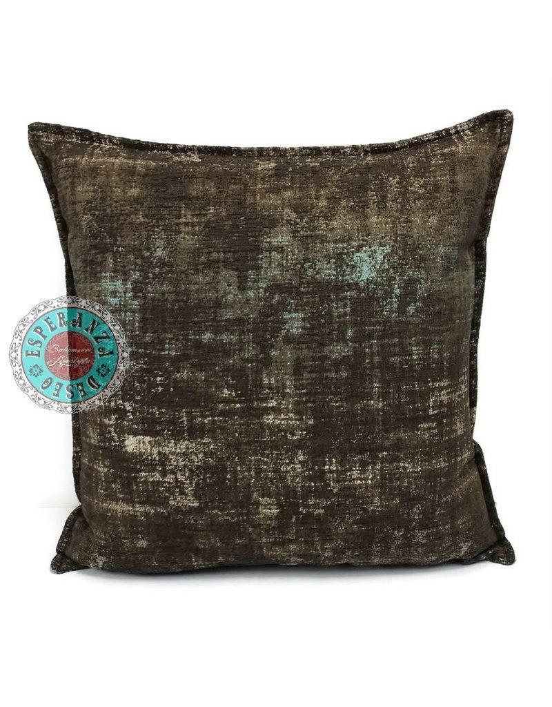 esperanza-deseo Throw pillow industrial 40 x 40