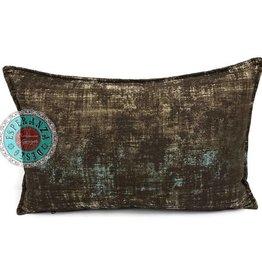 esperanza-deseo Throw pillow industrial brown 40 x 40 - Copy