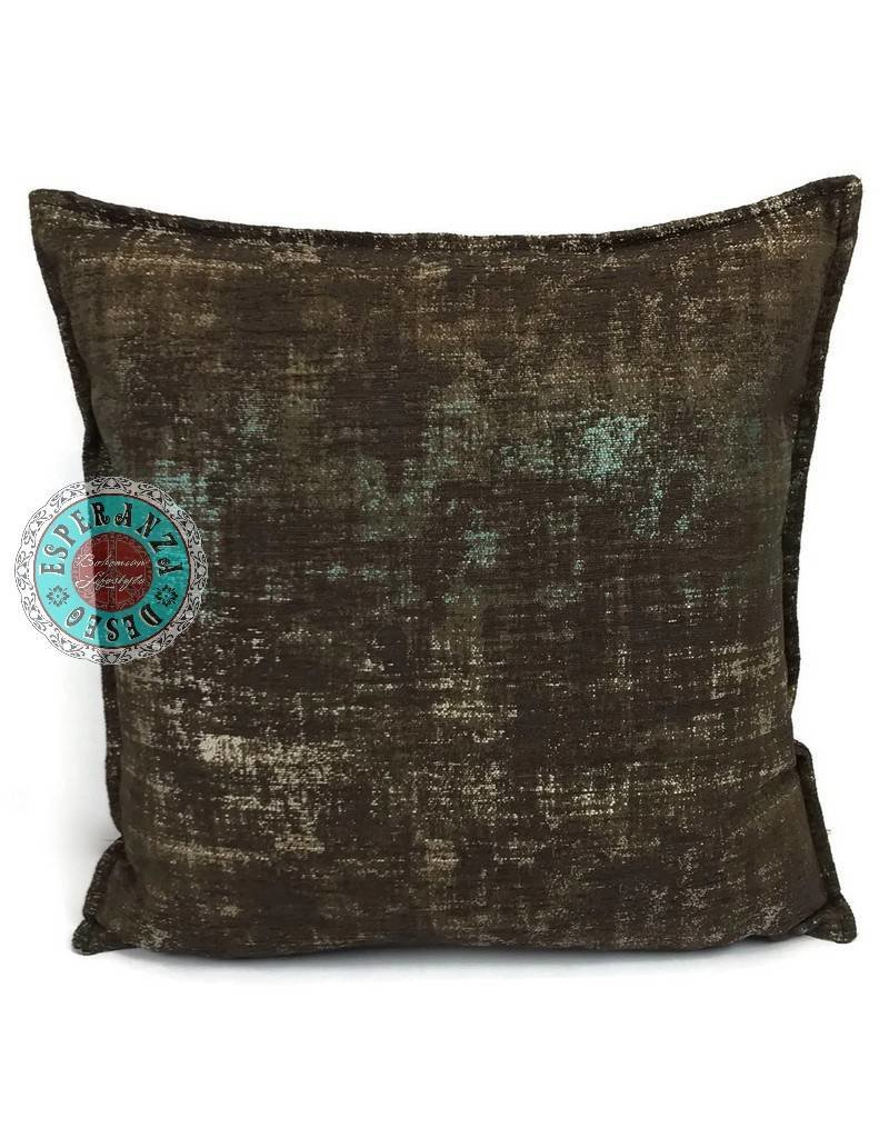 esperanza-deseo Throw pillow industrial 40 x 40 - Copy - Copy