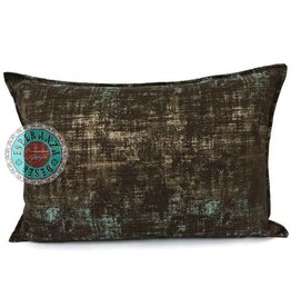 esperanza-deseo Throw pillow industrial brown 40 x 40 - Copy - Copy - Copy