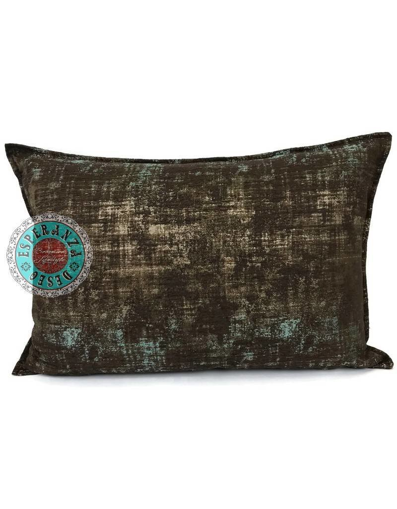 esperanza-deseo Throw pillow industrial 40 x 40 - Copy - Copy - Copy