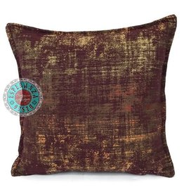 esperanza-deseo Throw pillow industrial burgundy 40 x 60 - Copy