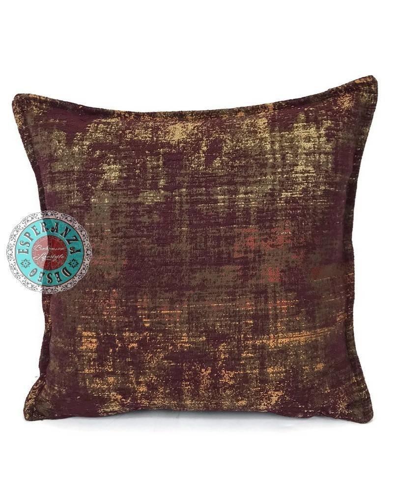 esperanza-deseo Throw pillow industrial - Copy