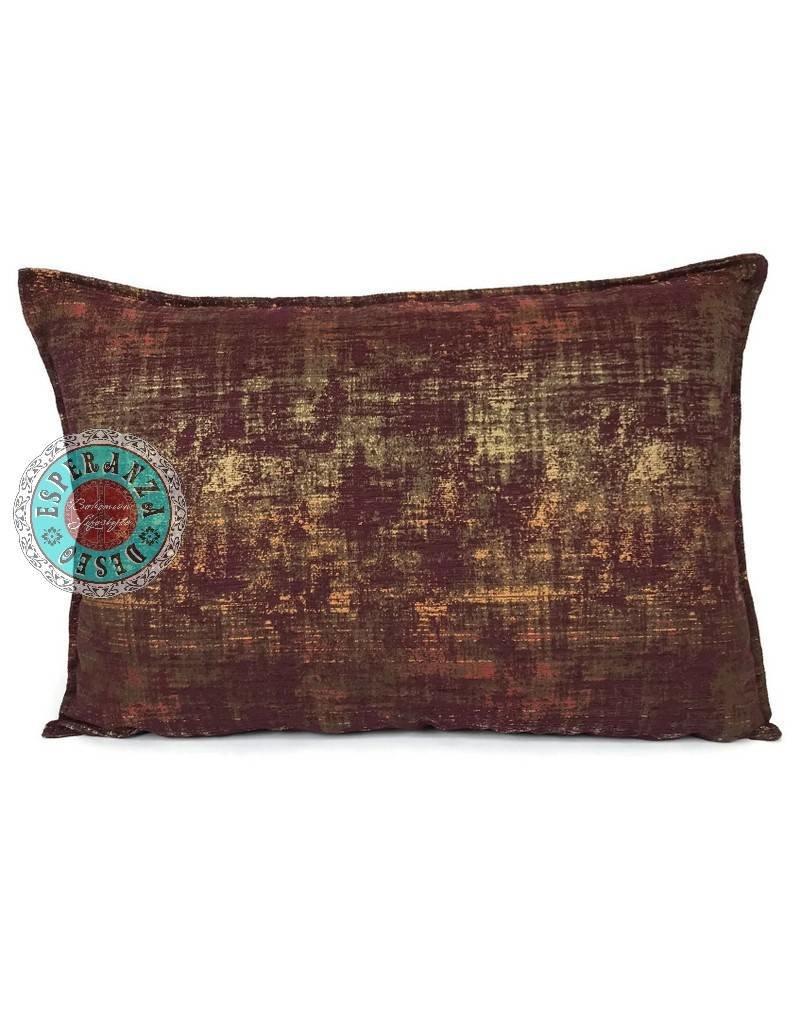 esperanza-deseo Throw pillow industrial