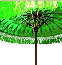 Damn Parasol groot lime