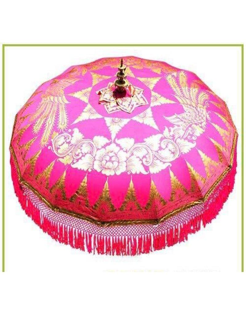Damn parasol big pink