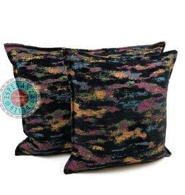 esperanza-deseo Exclusive Art collection black Abstract ± 45x45cm