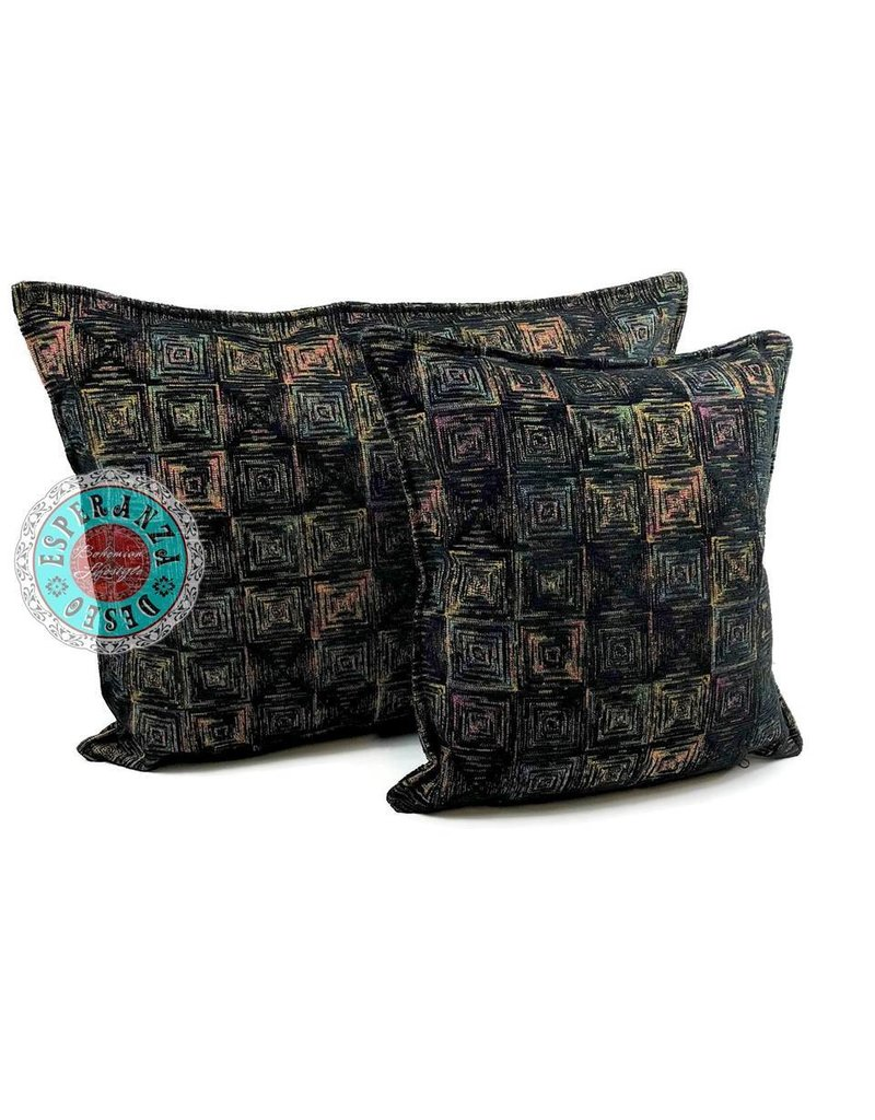 esperanza-deseo Exclusive Art collection black square ± 45x45cm