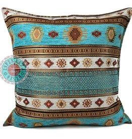 esperanza-deseo Aztec kussenhoes 45 x 45 cm