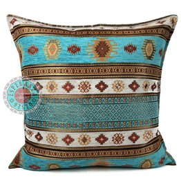 esperanza-deseo Aztec pillow case / cushion cover ± 45x45cm