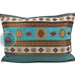 esperanza-deseo Aztec pillow case / cushion cover ± 50x70cm
