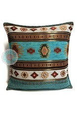 esperanza-deseo Aztec kussenhoes/cushion cover ± 70x70cm