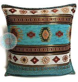 esperanza-deseo Aztec pillow case / cushion cover ± 70x70cm