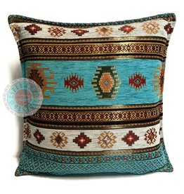 esperanza-deseo Aztec pillow case / cushion cover ± 70x70cm