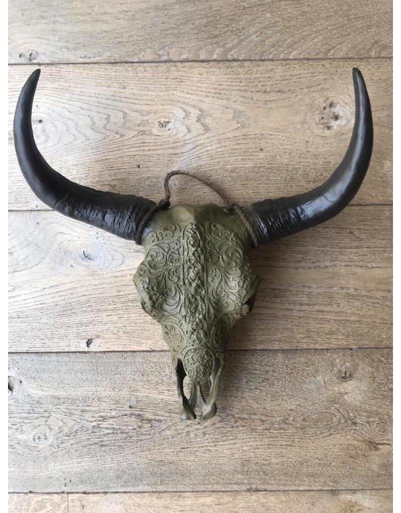 Damn Skull 40 cm  army