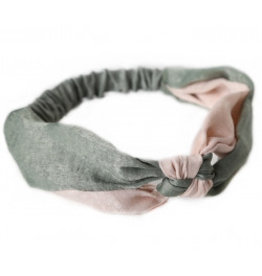 Love Ibiza Hair band silk pastel