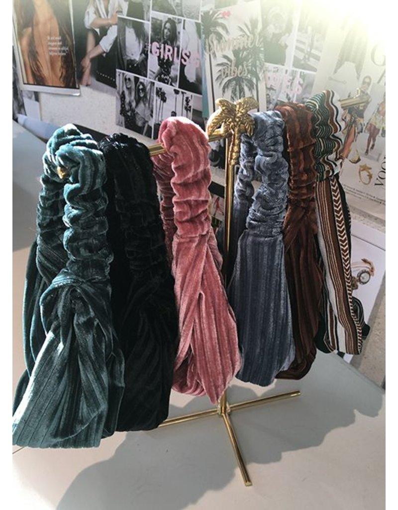 Love Ibiza Hair band silk retro