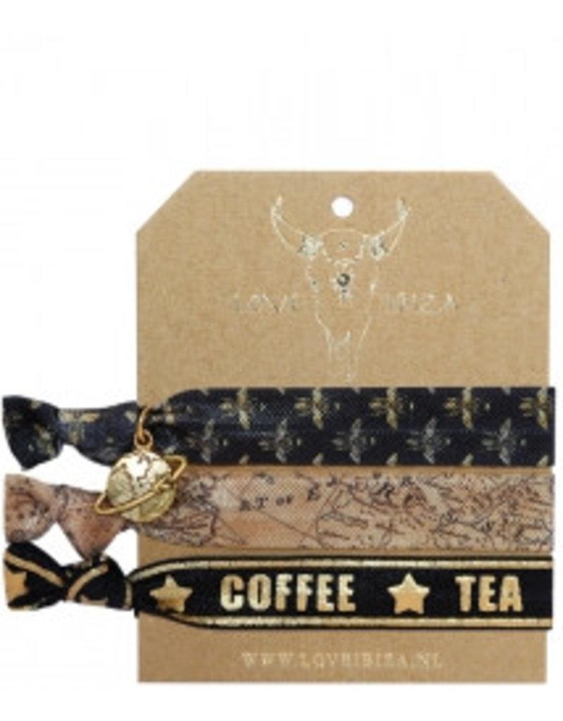 Love Ibiza Coffee tea Me set of 3