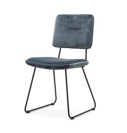 By-Boo Chair leather look black - Copy - Copy - Copy - Copy - Copy - Copy